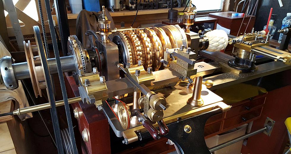 An Amplitude Adjuster | MADE Ornamental Rose Engine